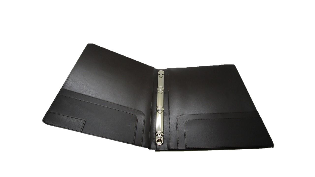 Ringbuch A4 schwarz